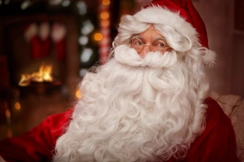 Santa's Christmas Corner